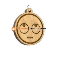 Llaveros de madera baratos